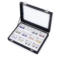 Box cufflinks 12 pcs