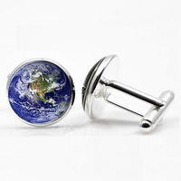 Earth - America Cufflinks