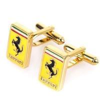 Ferrari Logo Cufflinks