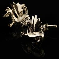 Winged Dragon Cufflinks