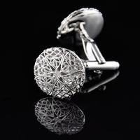 Netlike Luxury Ornament Cufflinks
