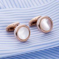 Cufflinks Pearl