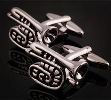 Cornet Trumpet Cufflinks