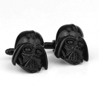Cufflinks Darth Vader Star Wars Black