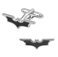 Cufflinks Batman logo