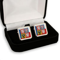 Czech National Emblem Cufflinks