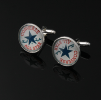 Cufflinks Converse all star