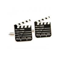 Film Flap Cufflinks