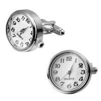 Cufflinks watch