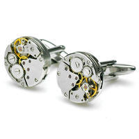 Vintage Watch Cufflinks