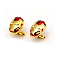 Iron Man Marvel Cufflinks
