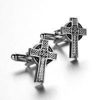 Celtic Cross Cufflinks