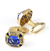 Luxury Golden Grail Cufflinks