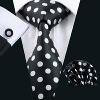 Cufflinks & Tie & Pocket Square Set - Artemis