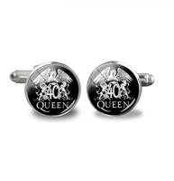 Queen cufflinks