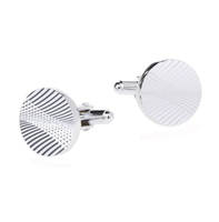Minted Pattern Cufflinks