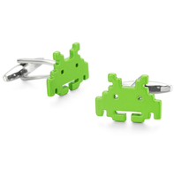 Cufflinks Green Virus