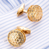 Cufflinks Wheel of Destiny