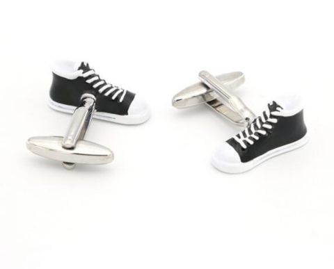 Cufflinks shoes