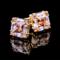 Cufflinks rosegold - 1/2