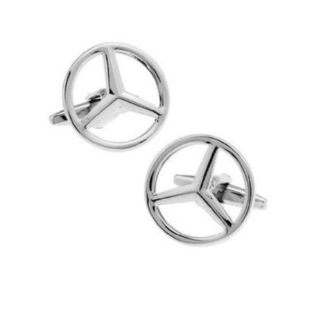 Mercedes cufflinks