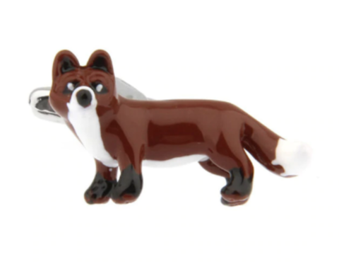 Cufflinks Fox