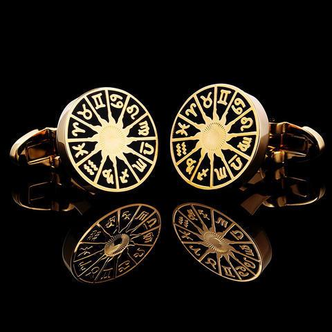 Cufflinks Zodiac - 1