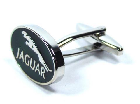 Jaguar Logo Cufflinks - 1