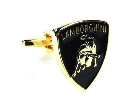 Lamborghini Sign Cufflinks