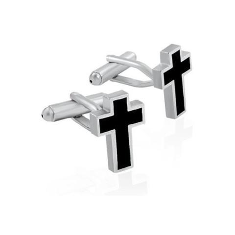 Christian Cross Cufflinks - 1