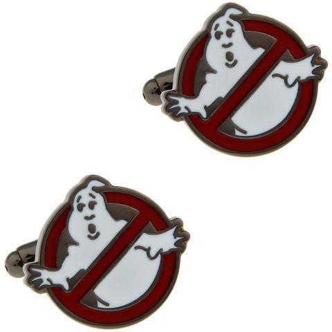 Cufflinks Ghostbusters