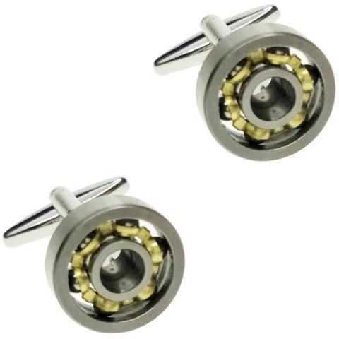 Cufflinks bearing