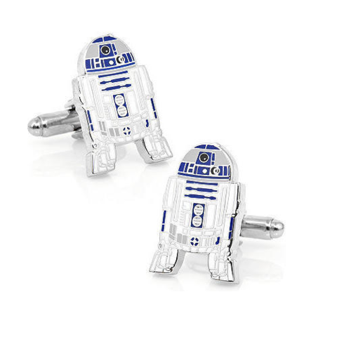 Cufflinks Star Wars R2D2