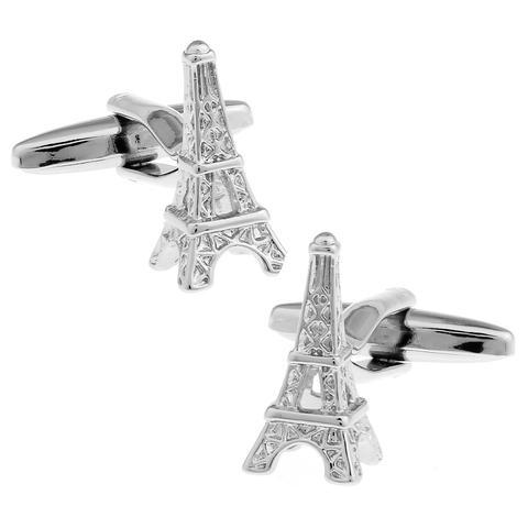 Eiffel Tower Cufflinks