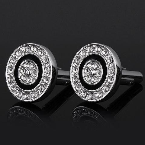 Luxury Glossy Cufflinks