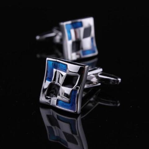 Blue Destiny Cufflinks - 1
