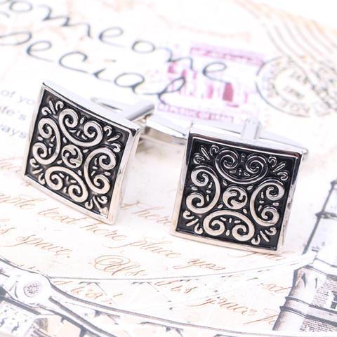 Medieval Ornament Cufflinks - 1