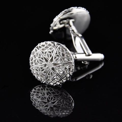 Netlike Luxury Ornament Cufflinks
