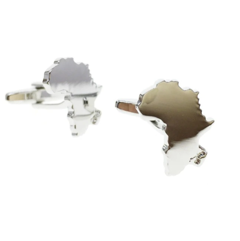 Cufflinks Africa continent