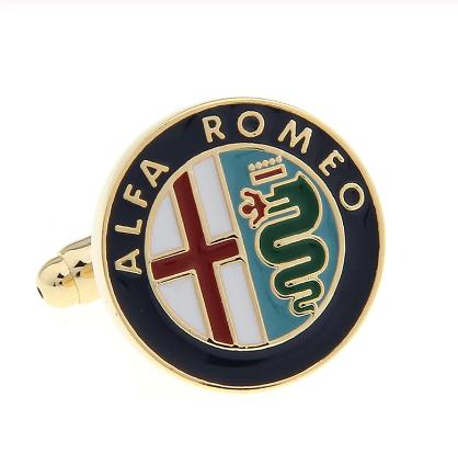 Cufflinks Alfa Romeo - 1