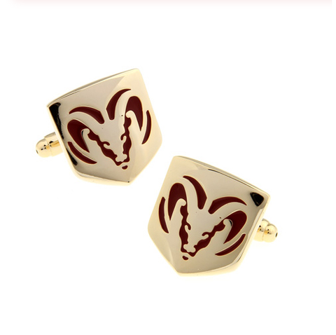Dodge car cufflinks - 1
