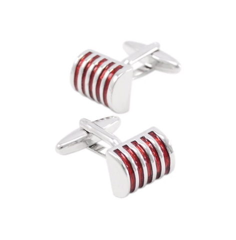 Red Way Cufflinks