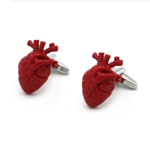 Cufflinks for cardiologists