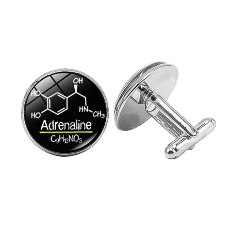 Cufflinks chemistry adrenaline