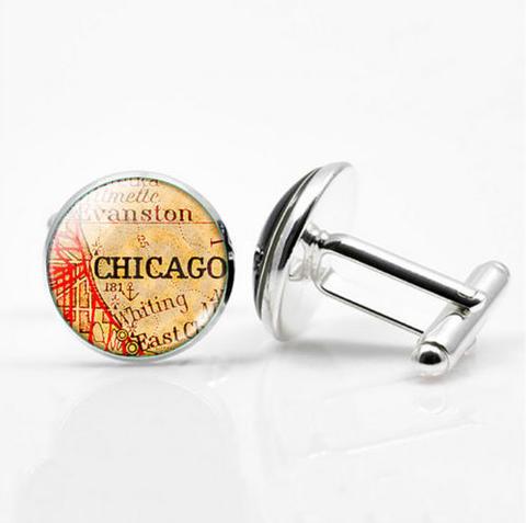 Cufflinks Chicago