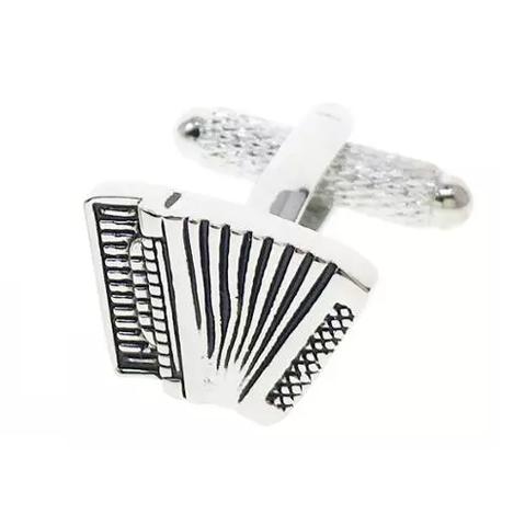 Accordion cufflinks - 1