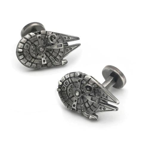 Star Wars Millennium Falcon Cufflinks - 1