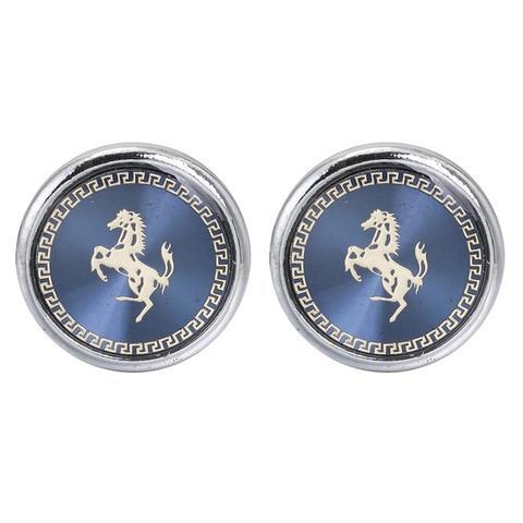 Ferrari Cufflinks blue