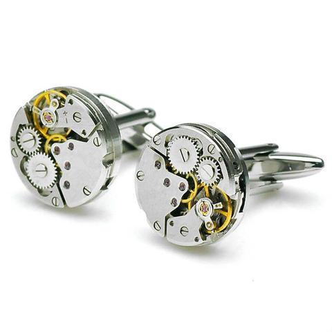 Vintage Watch Cufflinks - 1