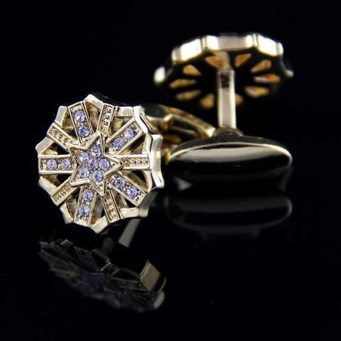 Luxury Star Cufflinks